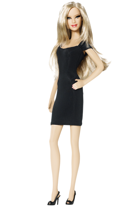 Barbie Basics Model No. 12 — Collection 001
