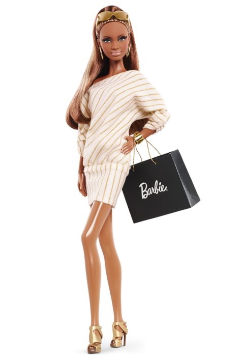 City Shopper Barbie Doll