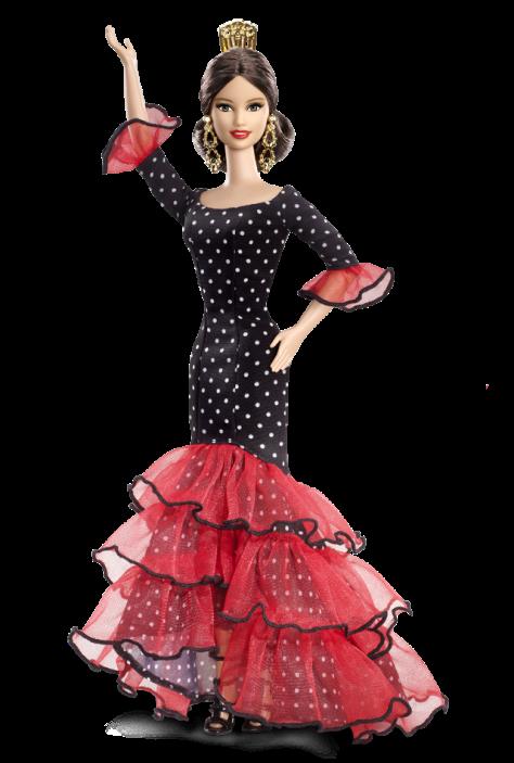 Spain Barbie Doll