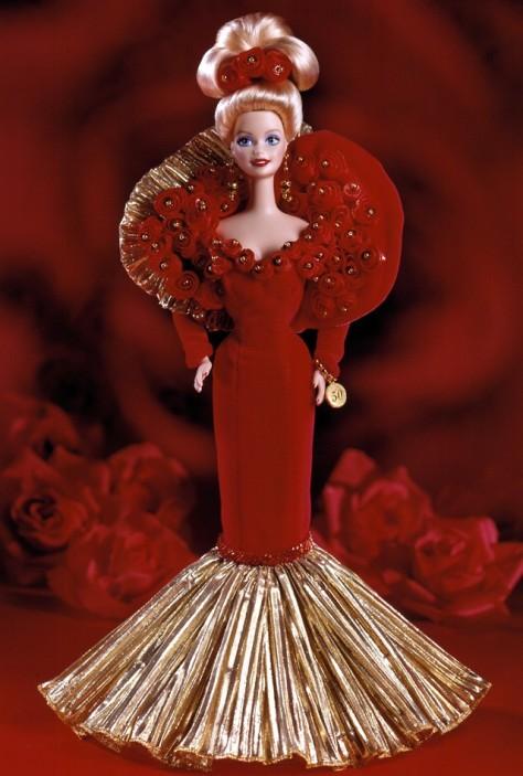 50th Anniversary Barbie Doll
