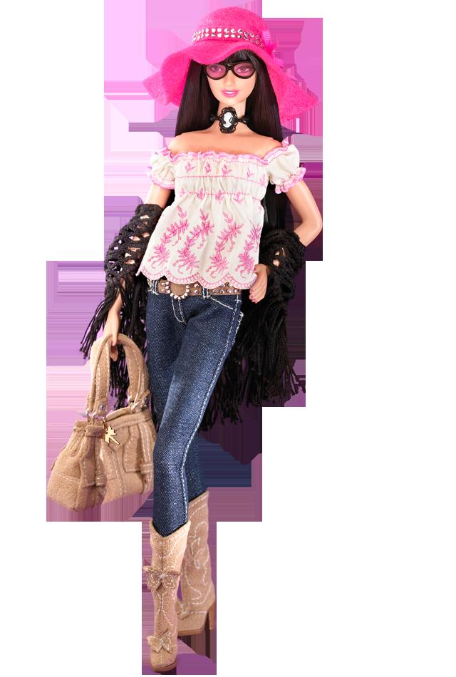 Anna Sui Boho Barbie Doll