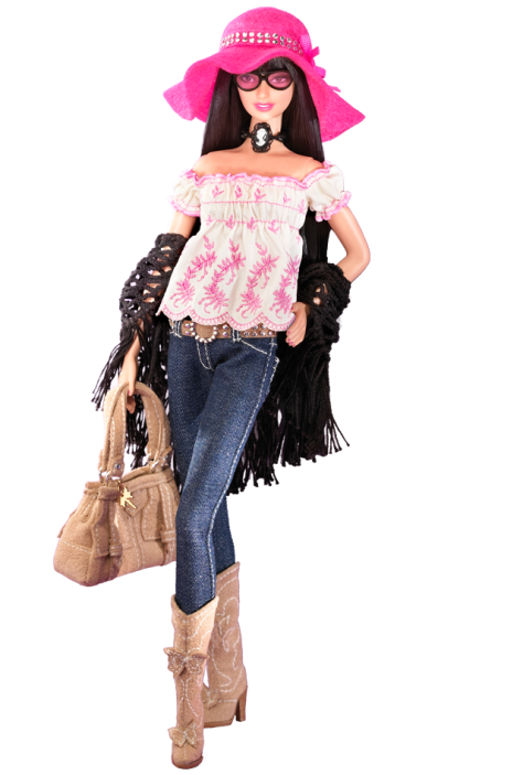 Anna Sui Boho Barbie Doll