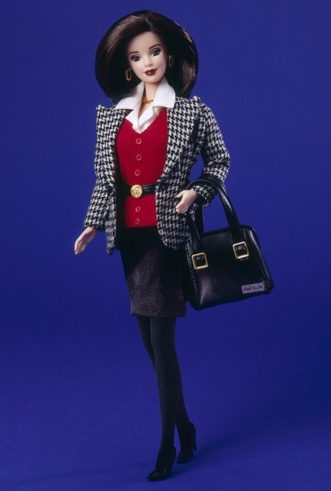 Anne Klein Barbie Doll