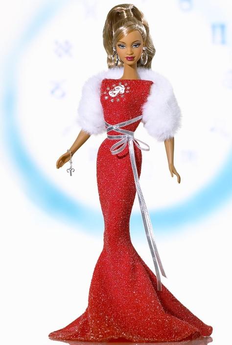Aries Barbie Doll