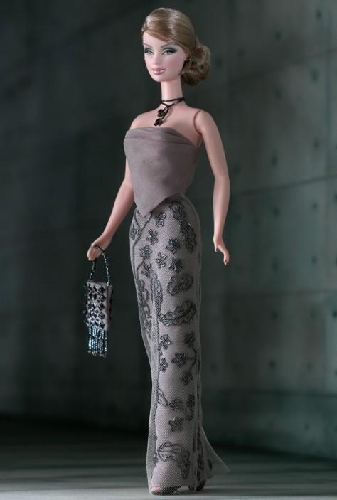 Armani Barbie Doll