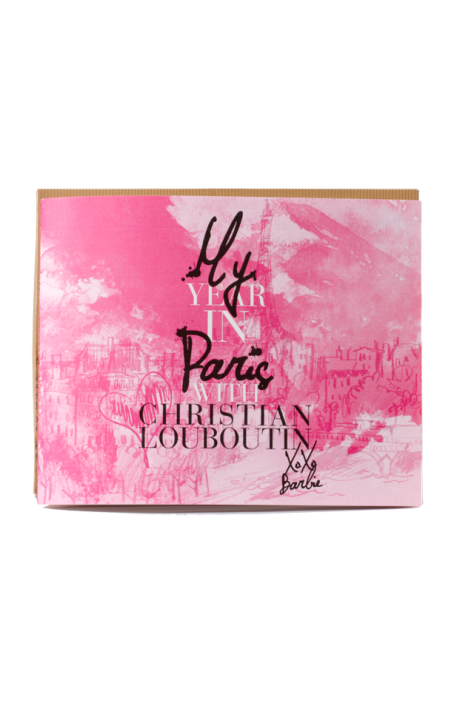 Barbie by Christian Louboutin Calendar