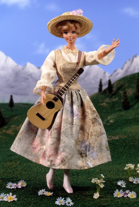 Barbie Doll as Maria in The Sound of Music