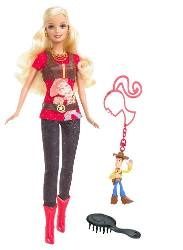 Barbie Loves Woody Doll