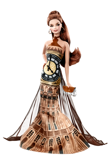 Big Ben Barbie Doll