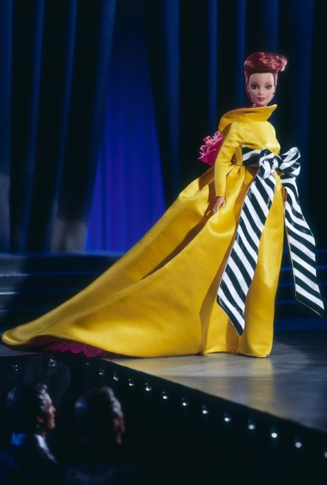 Bill Blass Barbie Doll