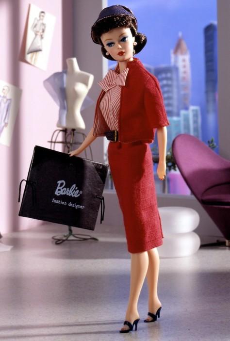 Busy Gal Barbie Doll