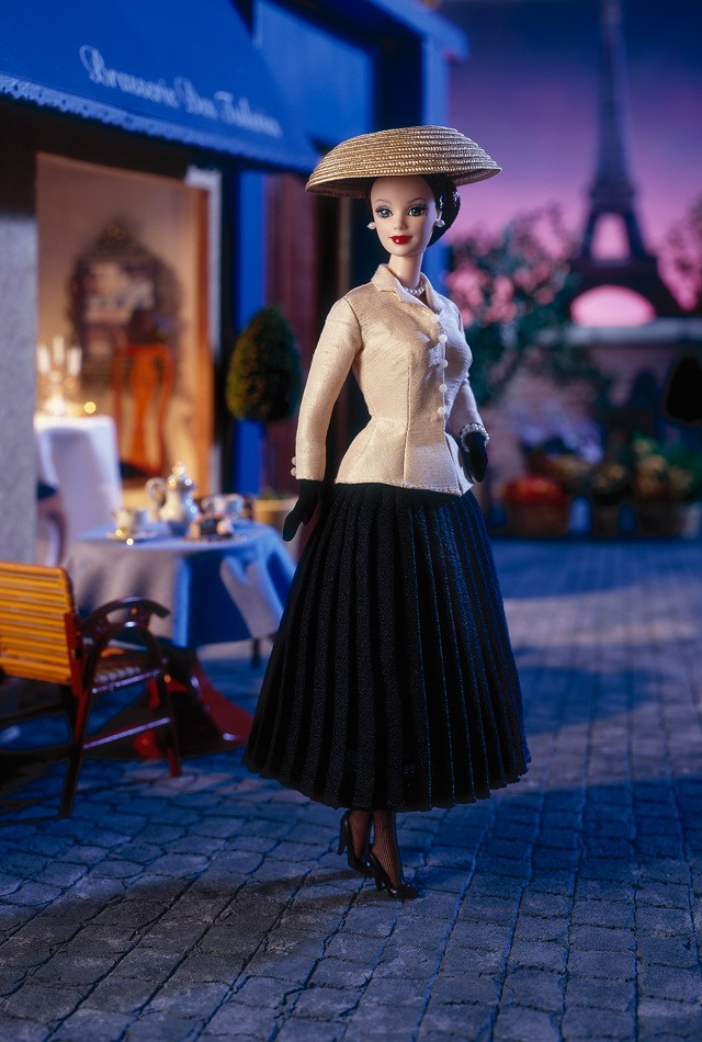 Christian Dior Barbie Doll