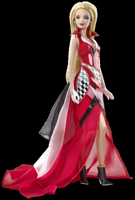 Corvette Barbie Doll