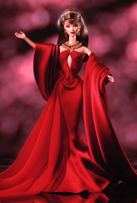 Countess of Rubies Barbie Doll