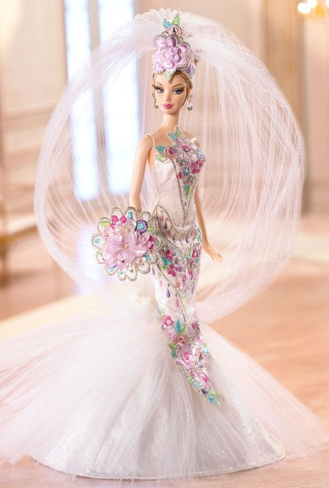 Couture Confection Bride Barbie Doll