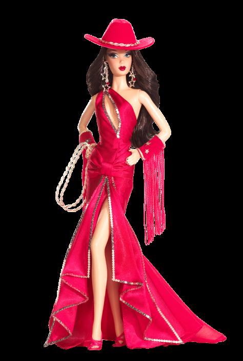 Dallas Darlin' Barbie Doll