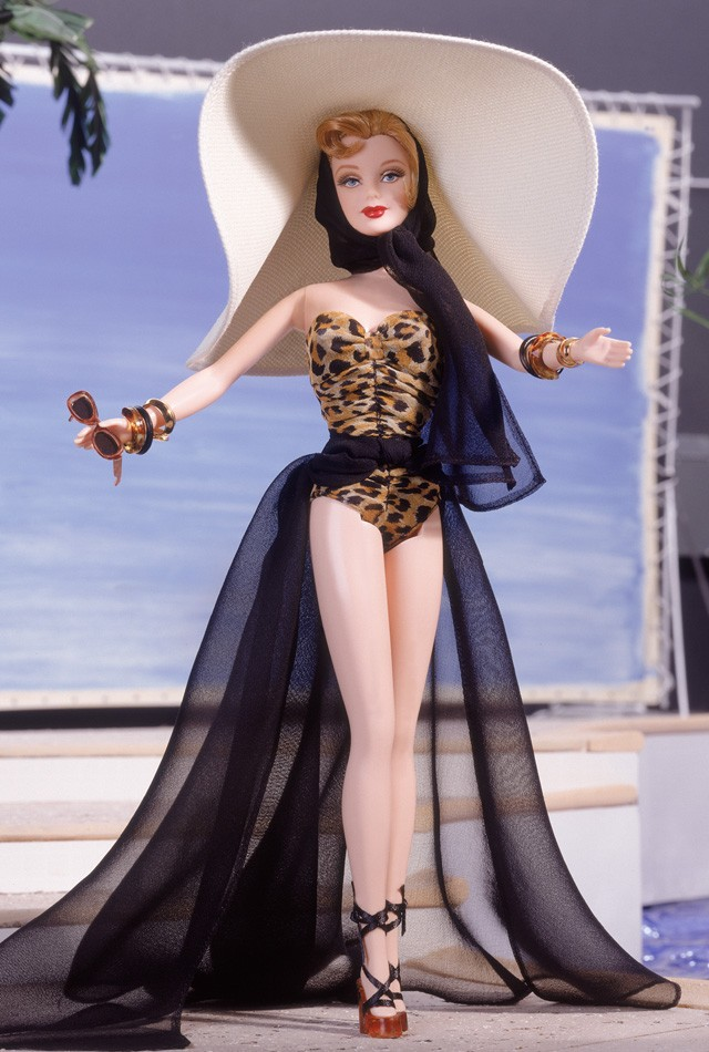 Day In The Sun Barbie Doll