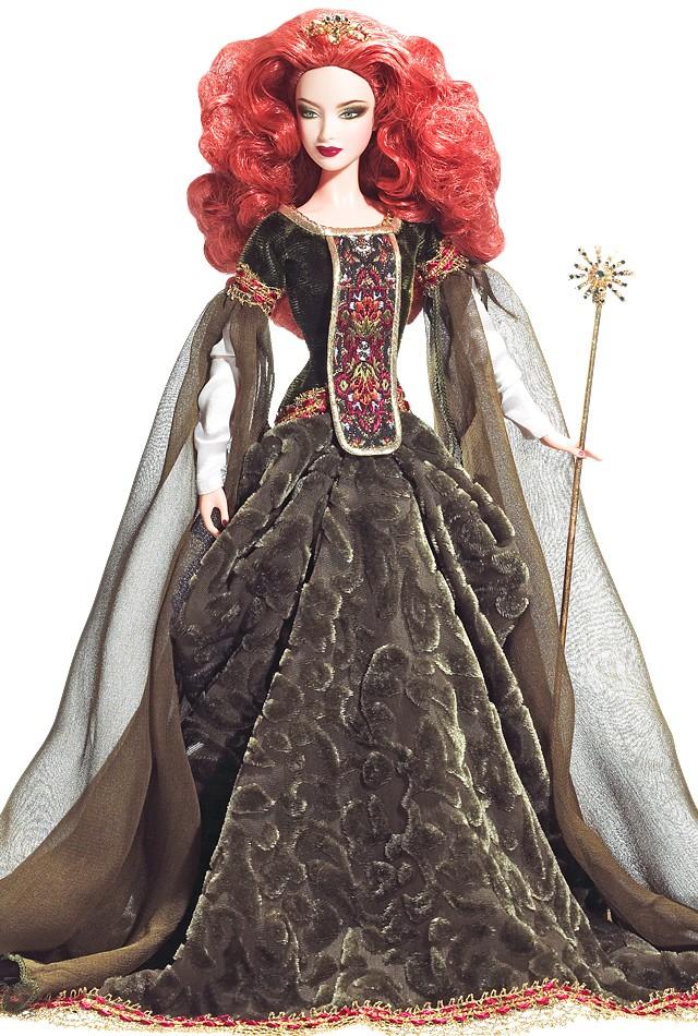 Deirdre of Ulster Barbie Doll