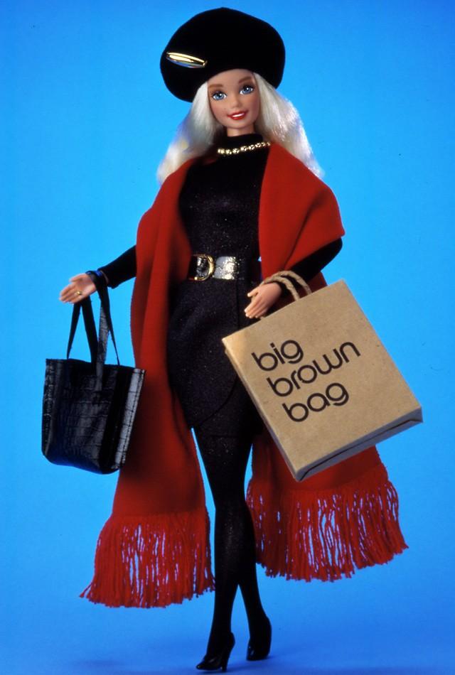 Donna Karan Barbie Doll