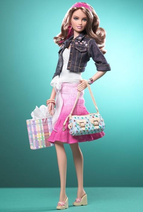 Dooney & Bourke BarbieDoll