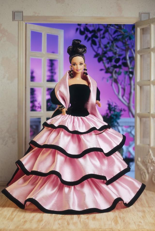Escada Barbie Doll