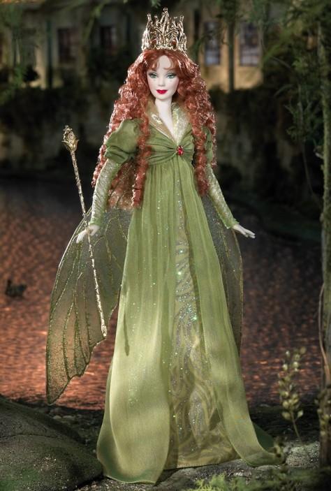 Faerie Queen Barbie Doll