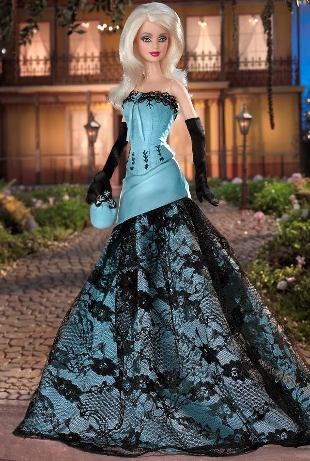 French Quarter Barbie Fashion