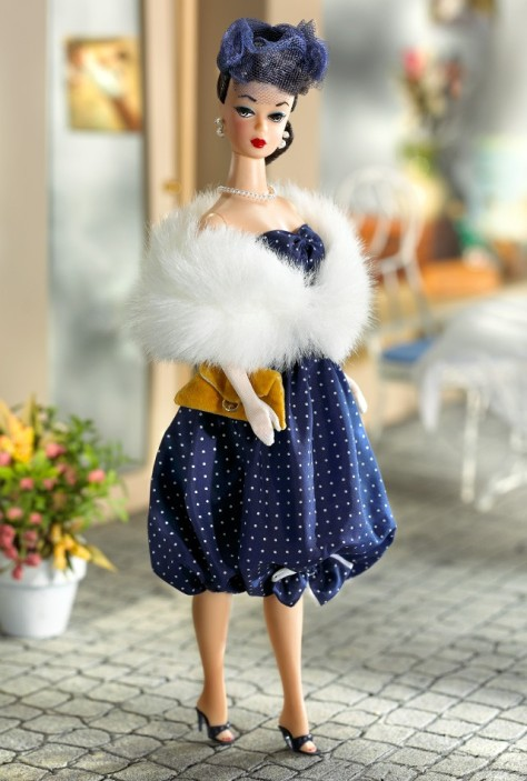 Gay Parisienne Barbie Doll