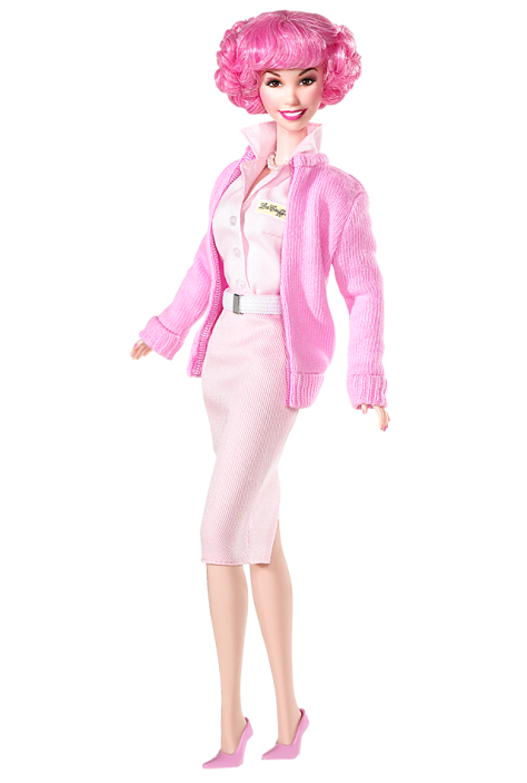 Grease Frenchy Barbie Doll (Race Day)