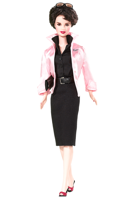 Grease Rizzo Barbie Doll (Race Day)
