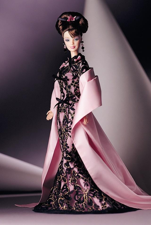 Hanae Mori Barbie Doll