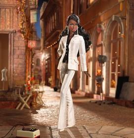 On Location Milan Barbie Doll