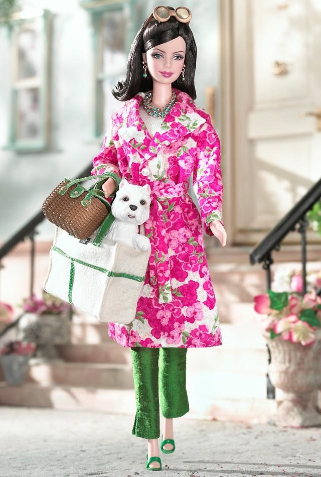 kate spade Barbie Doll