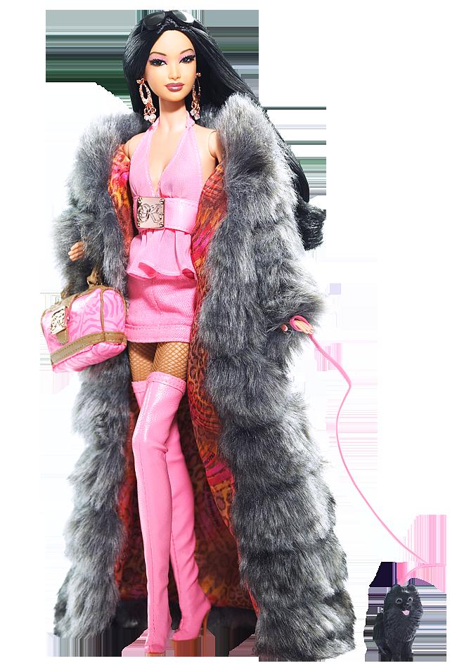 Kimora Lee Simmons Barbie Doll
