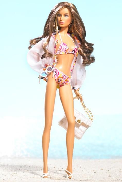 Marisa Beach Baby doll