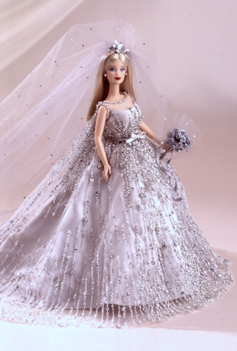 Millennium Bride Barbie Doll