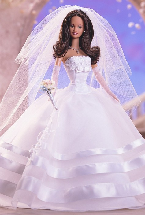 Millennium Wedding Barbie Doll