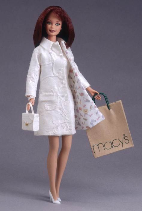 Nicole Miller City Shopper Barbie Doll
