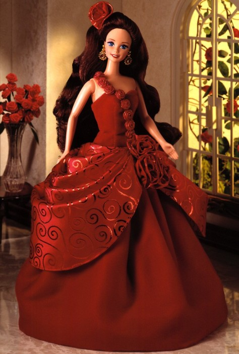 Radiant Rose Barbie® Doll