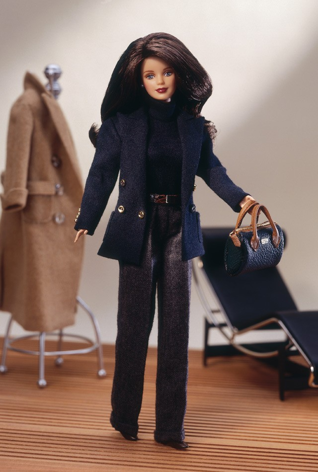 Ralph Lauren Barbie Doll