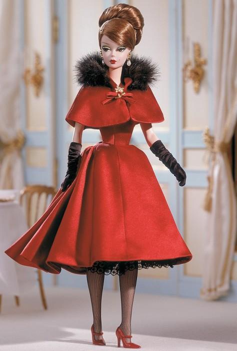 Ravishing in Rouge Barbie Doll