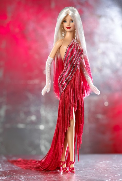 Red Hot Barbie Doll