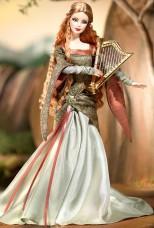 The Bard Barbie Doll