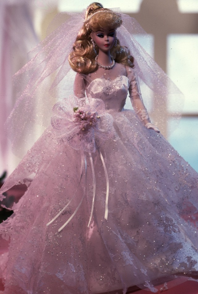 Wedding Party Barbie Doll