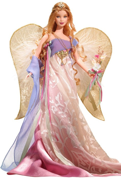 2006 Angel Barbie Doll