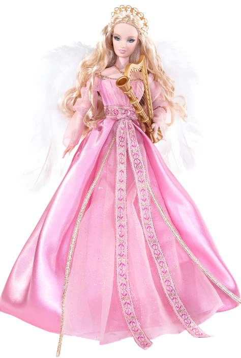 2007 Angel Barbie Doll