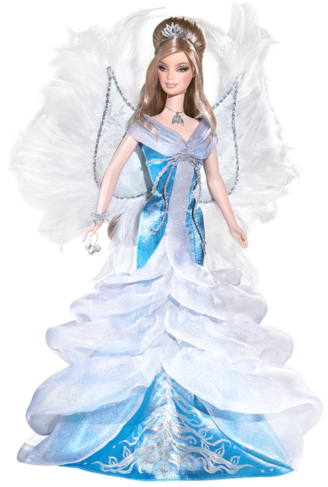 2008 Angel Barbie Doll