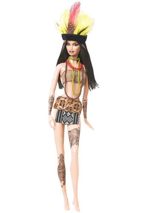 Amazonia Barbie Doll