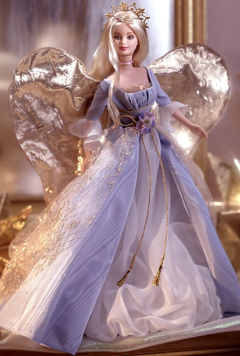 Angel of Peace Barbie Doll