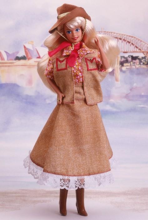 Australian Barbie Doll